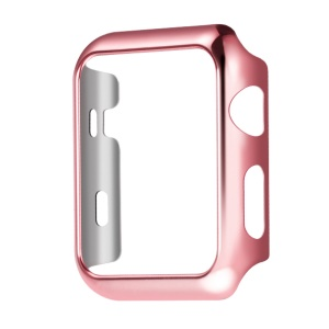 HOCO Defender Series Plated PC Cover for Apple Watch 38mm Series 1 Series 2 - Rose Gold