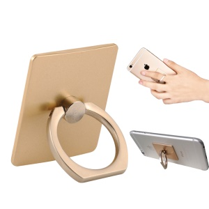 LLUNC Rotating Finger Ring Phone Holder Stand Drop-resistant for iPhone 7 Plus / 7 / Samsung Galaxy J7 Prime