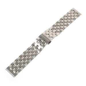 Stainless Steel Watch Band Wrist Bracelet for Samsung Gear S3 Frontier / S3 Classic - Silver Color