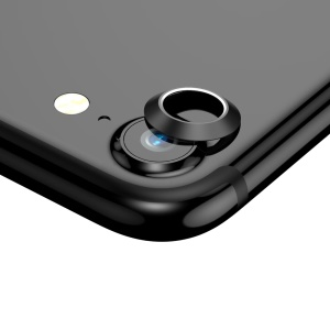 BASEUS Metal Camera Lens Protection Ring for iPhone 7 - Black