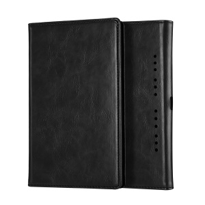 DUX DUCIS Skin Pro Series Stand Leather Case for Nintendo Switch - Black