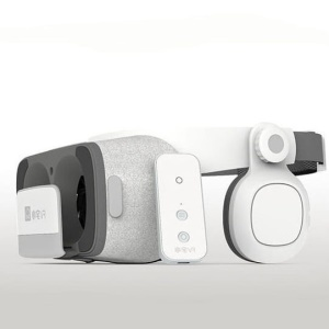 XIAOZHAI BOBOVR Z5 3D VR Headset with Daydream Controller FOV120 IPD Focus Adjustable, Only Support Daydream Smartphones