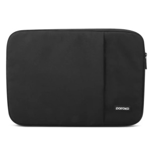 POFOKO Oscar Series Oxford Cloth Sleeve Case Bag for iPad Pro / Macbook Air Pro 13.3 inch - Black