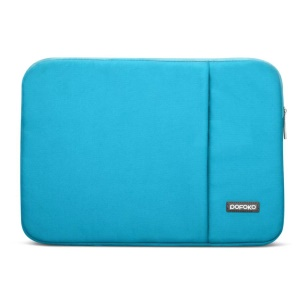 POFOKO Oscar Series Oxford Cloth Sleeve Bag Case for iPad Pro / Macbook Air Pro 13.3 inch - Blue