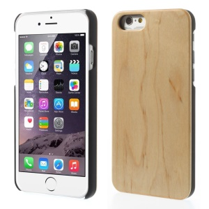 Protective Wooden Case for iPhone 6 - Real Cherry Wood