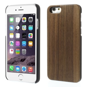 Protective Wooden Back Shell for iPhone 6 - Black Walnut