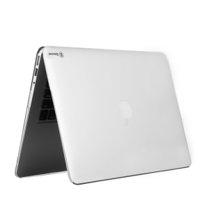 BASEUS Sky Series High Clear Hard Case for MacBook 12-inch with Retina Display(2015)