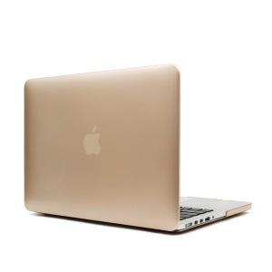 Classic Full Body PC Hard Case for MacBook Pro 13.3 with Retina Display - Gold