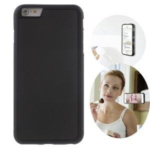 MYFONT Magic Sticks Anti-Gravity Case Selfie Cover para iPhone 6s Plus / 6 Plus - negro