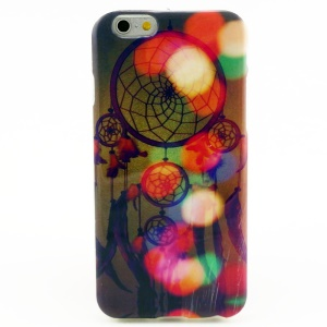 Colorized Dream Catcher TPU Back Case for iPhone 6
