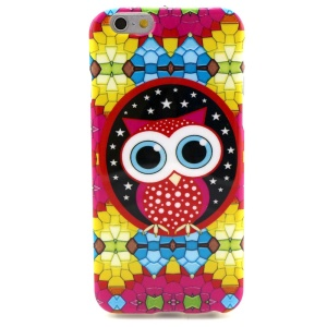 Adorable Owl TPU Cover Case for iPhone 6