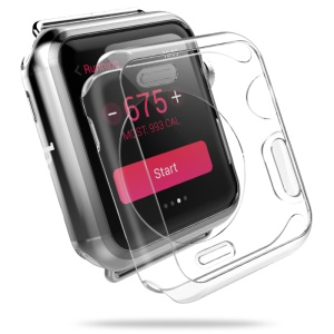 HOCO Ultra-slim Transparent Soft TPU Case for Apple Watch 42mm