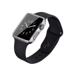DEVIA for Apple Watch 42mm 0.7mm Ultra-thin Soft TPU Shell - Transparent