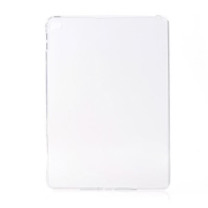 Soft TPU Tablet Funda para iPad mini 4 - Blanco