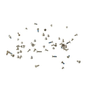 OEM Full Screw Set Replacement Parts for iPhone 6 Plus - Silver Color