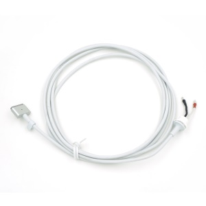 45W Magsafe2 T Type Head Power Cable Repair Cord for Macbook Air Retina