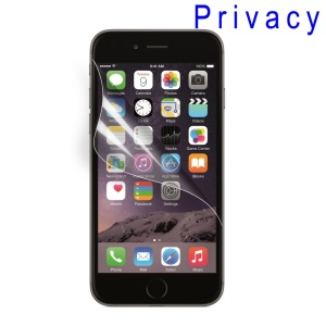 Privacidade Anti-Spy LCD Screen Protector Guard Film para iPhone 6 Plus / 6s positivo