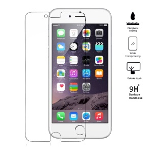 0.25D Anti-explosão de vidro temperado Film Protector de tela para o iPhone 6s Plus / 6 Plus (Arc Edge)
