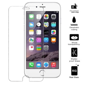 Calans 0.3mm Anti-shatter Tempered Glass Screen Protector for iPhone 6s Plus / 6 Plus 5.5 inch (Arc Edge)