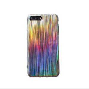 Laser Patterned Soft TPU IMD Phone Cover Accessory for iPhone 6s 6 4.7 inch