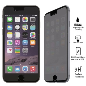 Tempered Glass Explosion-proof Anti-spy Film for iPhone 6 4.7 Inch / 6s