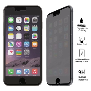 Tempered Glass Explosion Proof Anti-spy Film for iPhone 6s Plus / 6 Plus