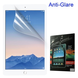 For iPad Pro 9.7 / Air 2 Matte Anti-glare Screen Protector Film (with Package)