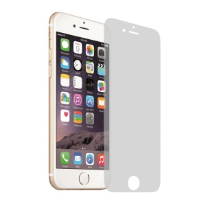 Anti-peep 0.3mm Tempered Glass Screen Film for iPhone 6s Plus / 6 Plus (Arc Edge)