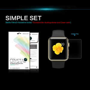 NILLKIN Ultra Clear Screen Film for Apple Watch (42mm) Anti-fingerprint