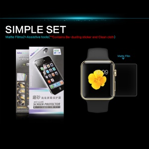 NILLKIN Screen Protector for Apple Watch (42mm) Scratch-resistant