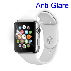 Matte Anti-fingerprint LCD Screen Film for Apple Watch 42mm