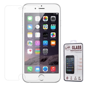 Tempered Glass Screen Protective Film for iPhone 6s Plus / 6 Plus 0.16mm Arc Edge