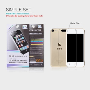NILLKIN Matte Scratch-resistant Screen Protector for Apple iPod Touch 6