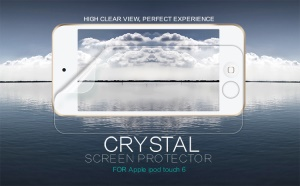NILLKIN Clear Screen Protector Guard Film for iPod Touch 6 Scratch-resistant (Suit Edition)