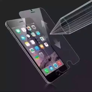 Smart Return Key Tempered Glass Screen Protector Film for iPhone 6 6s