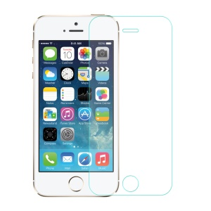0.1mm Tempered Glass Screen Protective Film for iPhone SE 5s 5 5c