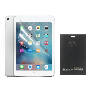 For iPad mini 4 HD Clear LCD Screen Protector Guard Film (With Black Package)