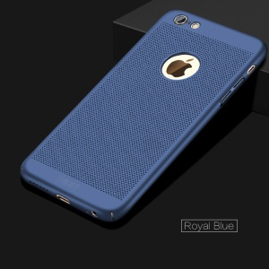 MOFI Ultra-light Shell Do Telefone Celular Para Iphone 6 / 6s 4.7 Polegadas - azul