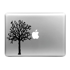 """Hat Prince Decal Sticker for Macbook Air / Pro 13"""" 15"""" - Aesthetic Tree"""