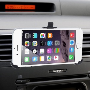 Car Air Vent Mount Holder w/ Swivel Ball-head for iPhone 7 Plus / 6s Plus / 6 Plus 5.5 inch