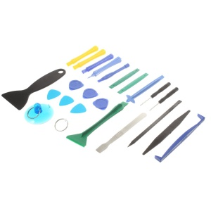 24 in 1 Precision Screwdriver Opening Tool Kit for Apple iPhone 6 / 6 Plus 5 5s 5c 4 4s etc