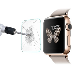 LINK DREAM Tempered Glass Screen Film for Apple Watch (42mm) 0.2mm 9H