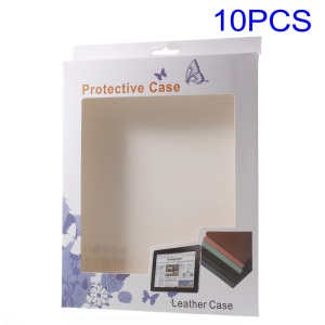 10Pcs/lot Paper Package Box for iPad Air / Air 2 Size: 26 x 21 x 2cm