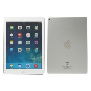 Non-Working Dummy Display Model Tablet PC w/ Main Menue for iPad Air 2 - White