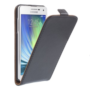 For Samsung Galaxy A5 SM-A500F South Korea Style Vertical Leather Cover w/ Magnetic Flap