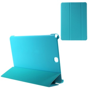 Smart Leather Cover for Samsung Galaxy Tab A 9.7 T550 T555 with Tri-fold Stand - Baby Blue