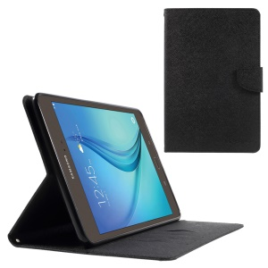 MERCURY GOOSPERY Fancy Diary Leather Case for Samsung Galaxy Tab A 8.0 T350 - Black
