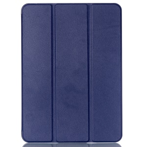 tri-dobra Stand Smart Leather Tablet Cover para Samsung Galaxy Tab S2 9.7 T810 T815 - escuro azul