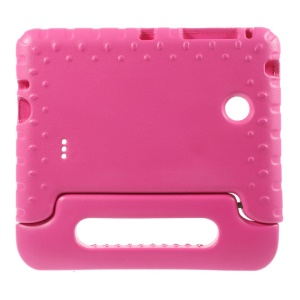 Shockproof EVA Foam Stand Case Cover for Samsung Galaxy Tab 4 7.0 T230 T231 T235 - Rose