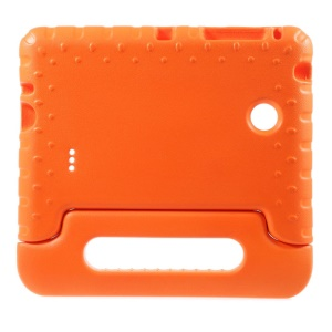 Shockproof EVA Foam Case w/ Hand-held Stand for Samsung Galaxy Tab 4 7.0 T230 T231 T235 - Orange
